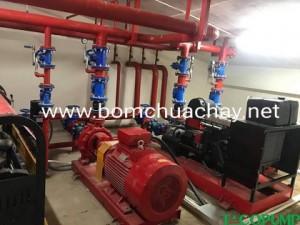 Bơm PCCC Elektrim-Ebara 125x100 FSJCA 75KW