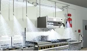 Hệ Thống Chữa Cháy Nhà Bếp