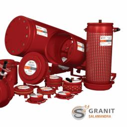 Hệ thống chữa cháy khí Aerosol