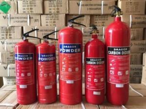 Bình bột chữa cháy 8kg ABC