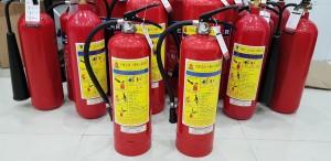 Các câu hỏi thường gặp về bình chữa cháy tại Việt Nam