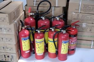 Bình chữa cháy MFZ4 ABC
