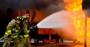 Sử dụng nước để chữa các đám cháy nào?